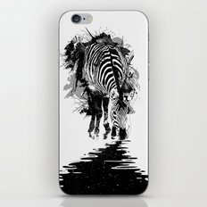 Stripe Charging iPhone & iPod Skin