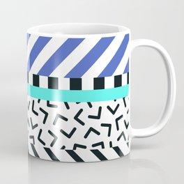 Memphis pattern 83 Coffee Mug