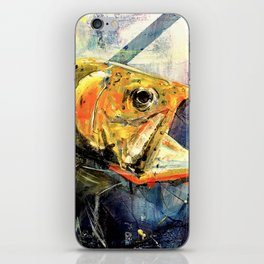 cutthroat trout iPhone Skin