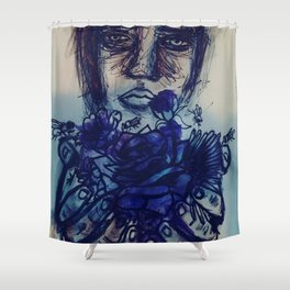 Will You Love Me? Shower Curtain