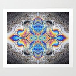 Soapscape Art Print