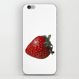 A Strawberry, Out of the Universe iPhone Skin
