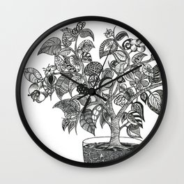 Unique Like You Wall Clock