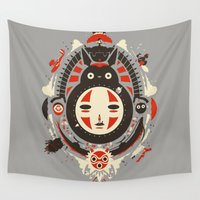 fly Wall Tapestries featuring A New Wind by Danny Haas