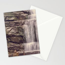 Rocky Edge Fontain Stationery Cards