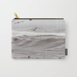 Seagulls and the Surf Carry-All Pouch