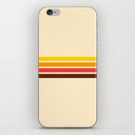 Shigezane - Classic Retro Stripes iPhone Skin