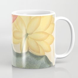 Pastel Flowers : The Sacred Egyptian Bean: New Illustration Of The Sexual System Coffee Mug
