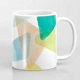 Boys Play Translucent Triangles Coffee Mug