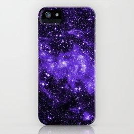 Chandra Ultraviolet iPhone Case