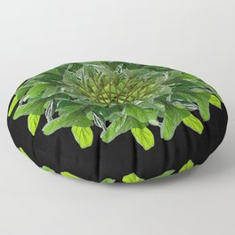 The Fiddlefig Swirl Floor Pillow