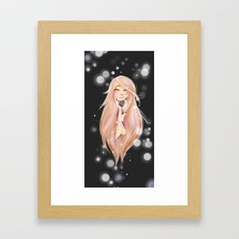 Wintery Magic II Framed Art Print