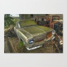 Ben find, Vauxhall Victor, c1964 Canvas Print