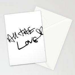 Harry Styles - All the Love Stationery Cards