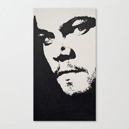 Leonardo DiCaprio -The gangs of New York - Canvas Print