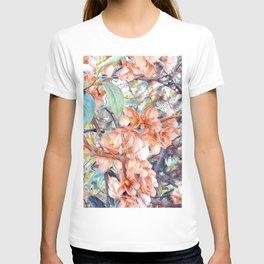Aquarell Floral 05 T-shirt