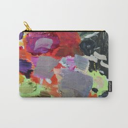Painter Palette Carry-All Pouch