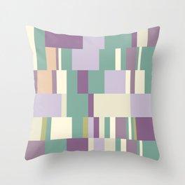 Songbird Vintage Shop Throw Pillow