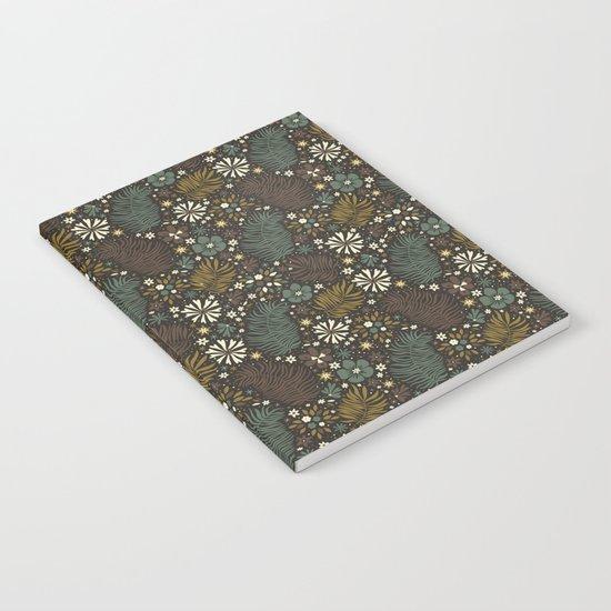 Mystical Forest (Greens) Notebook