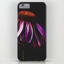 Neon Cone iPhone Case