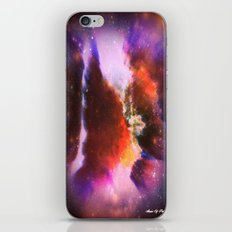 THE OTHER SIDE OF THE UNIVERSE...HEAVEN? iPhone & iPod Skin