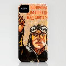 propaganda 1 Slim Case iPhone (4, 4s)