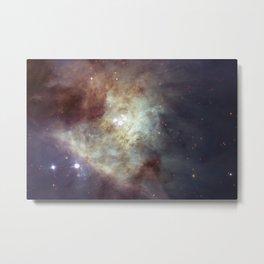 Orion Nebula 2 Metal Print