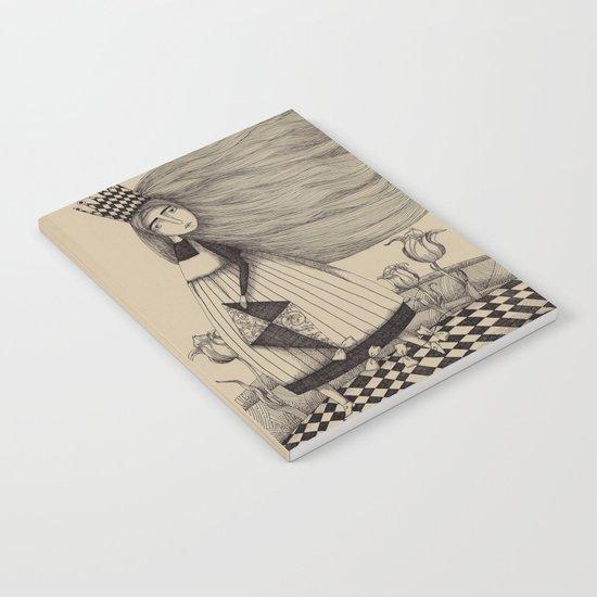 The Tulip Garden (1) Notebook