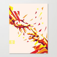 Rise Together Canvas Print