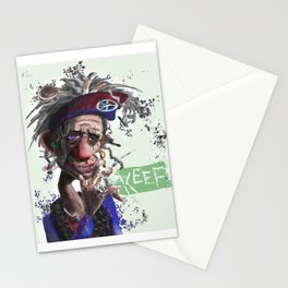 Keef Stationery Cards