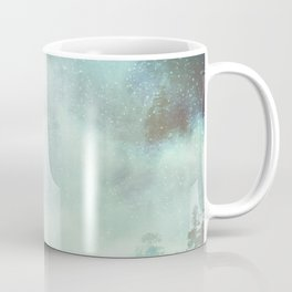 Galaxy Forest Coffee Mug