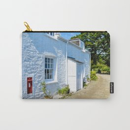 Mylor Walk - Cottage with Post Box Carry-All Pouch