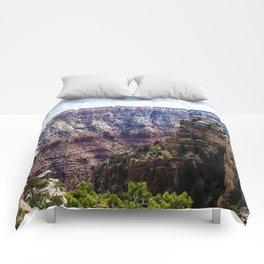 Grand Canyon South Rim Comforters