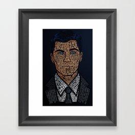 Archer Quotes Framed Art Print