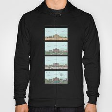 Back to the future - Hill Valley x 4 Hoody