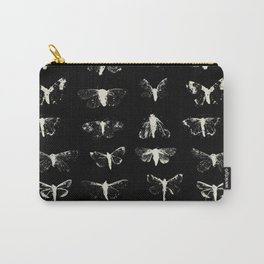 moths Carry-All Pouch