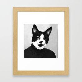 "Josephine ""Josie"" Carson Framed Art Print"