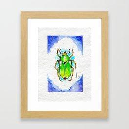 Bright Friendship Framed Art Print