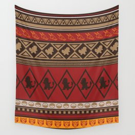 Poke Tribe (Southwest) Wall Tapestry