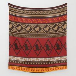 Poke Tribe (Southwest) Wall Tapestry