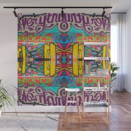 Everything is Everything Wall Mural