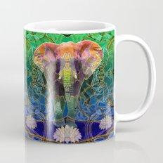 Wandering Elephant Coffee Mug
