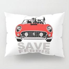 Save Ferris Pillow Sham