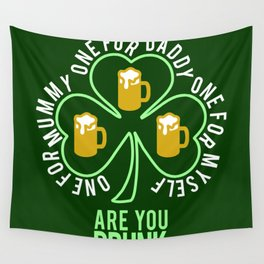 St Patrick  Wall Tapestry