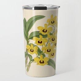 Dendrobium Suavissimum Travel Mug