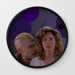 179. You're a very bad man Wall Clock