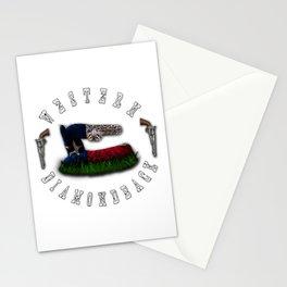 Western Diamondback Stationery Cards