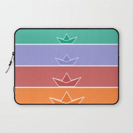 paper boats Laptop Sleeve