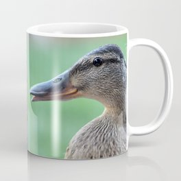Female Mallard Coffee Mug