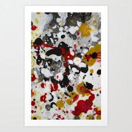 Erasma (detail2) Art Print